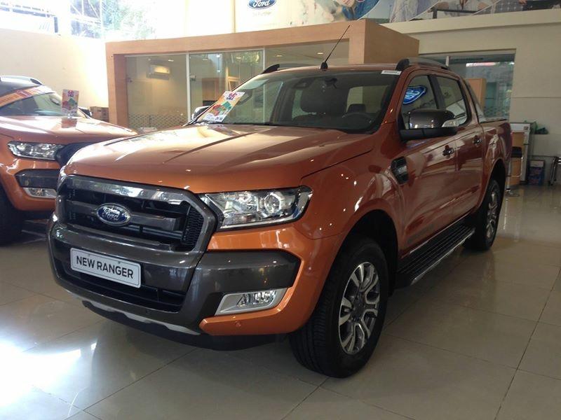 Ford Ranger đang bán tại An Đô Ford