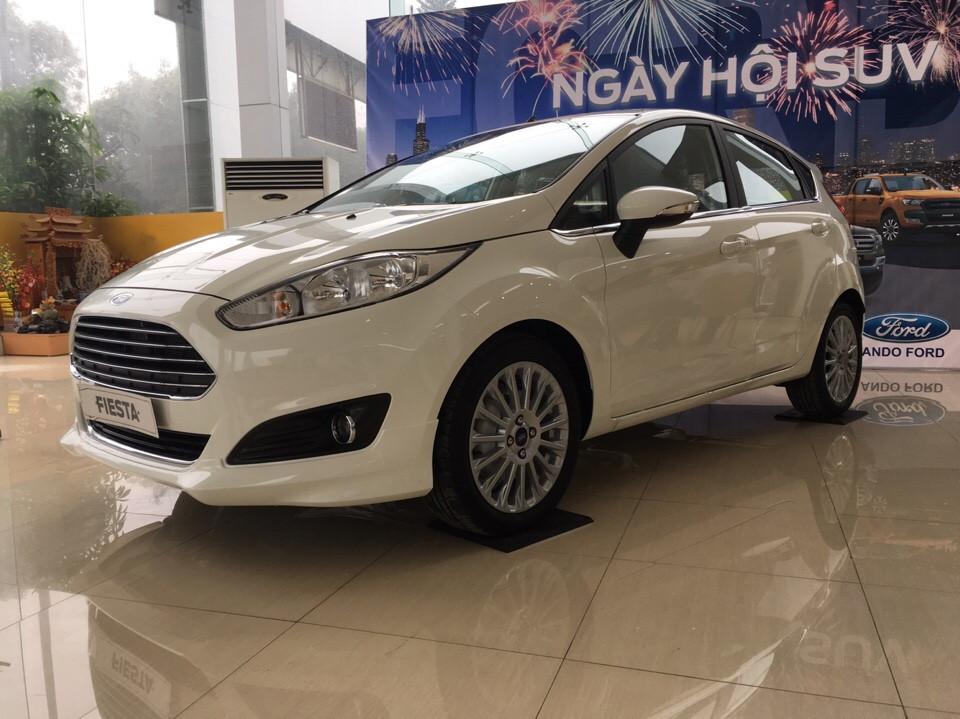 Ford Fiesta Ecoboost 1.0 Đang bán tại An Đô Ford
