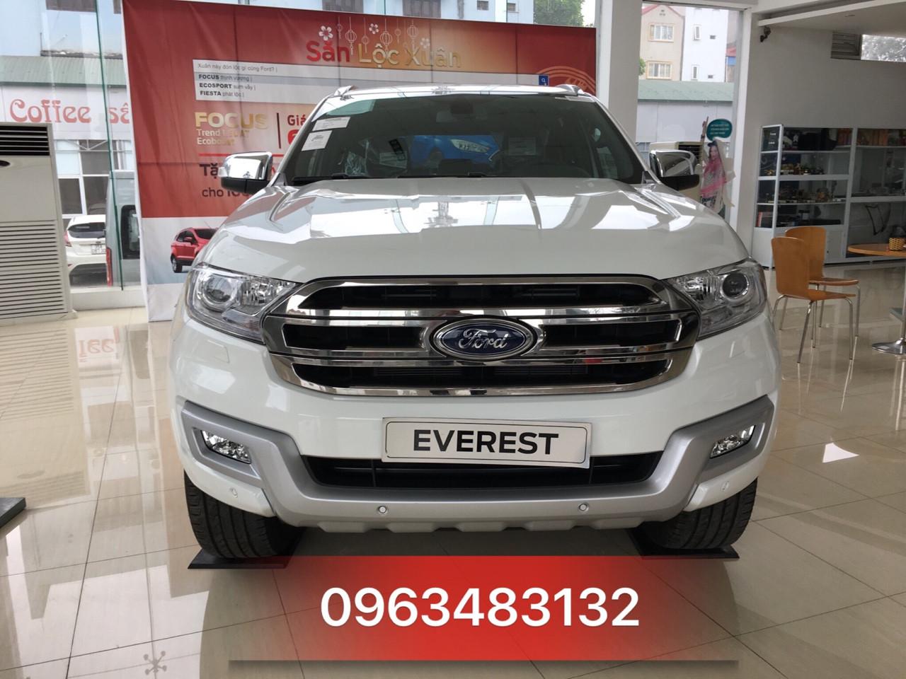 Ford Everest đang bán tại An Đô Ford