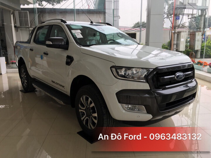 An Đô Ford | An Do Ford | Ford An Do | Ford An Đô | Ford Ranger Wiltrak 3.2 Màu Trắng