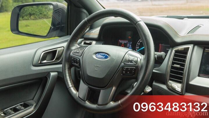 An Đô Ford | An Do Ford | Ford An Đô | Ford An Do | Tay lái trợ lực điện của Ford Ranger Wiltrak 3.2