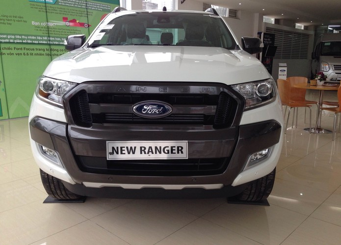 Xe Ford Ranger Wildtrak 2.2 AT 4x4