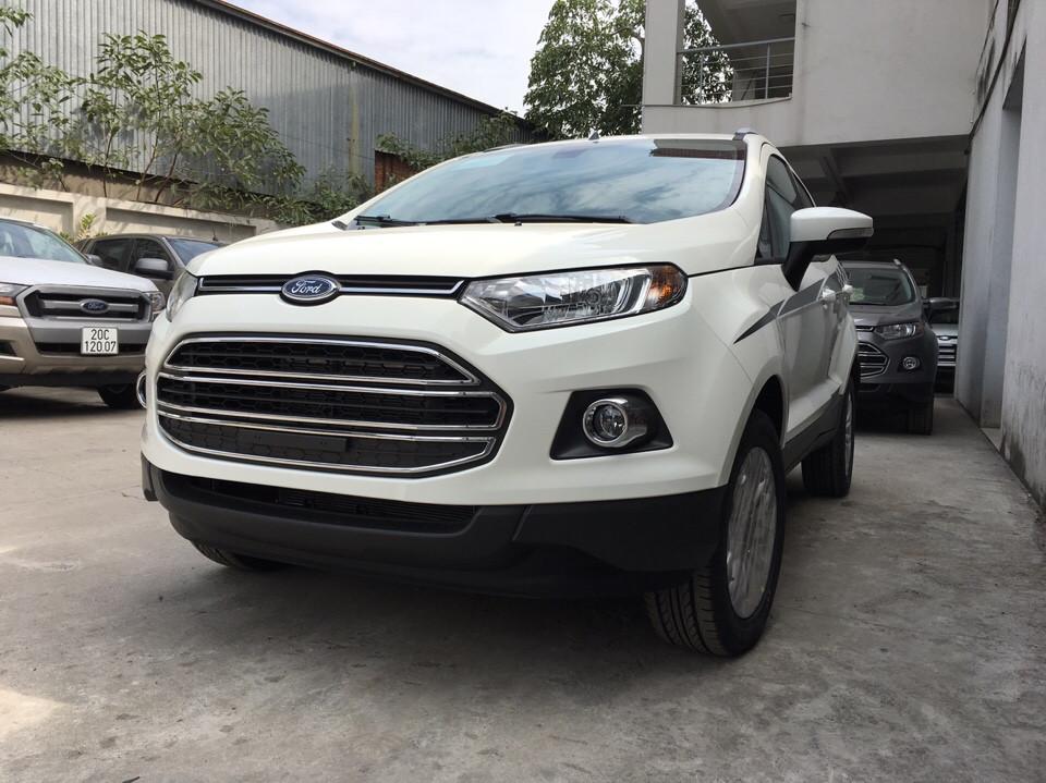 Ford Ecsoport Titanium