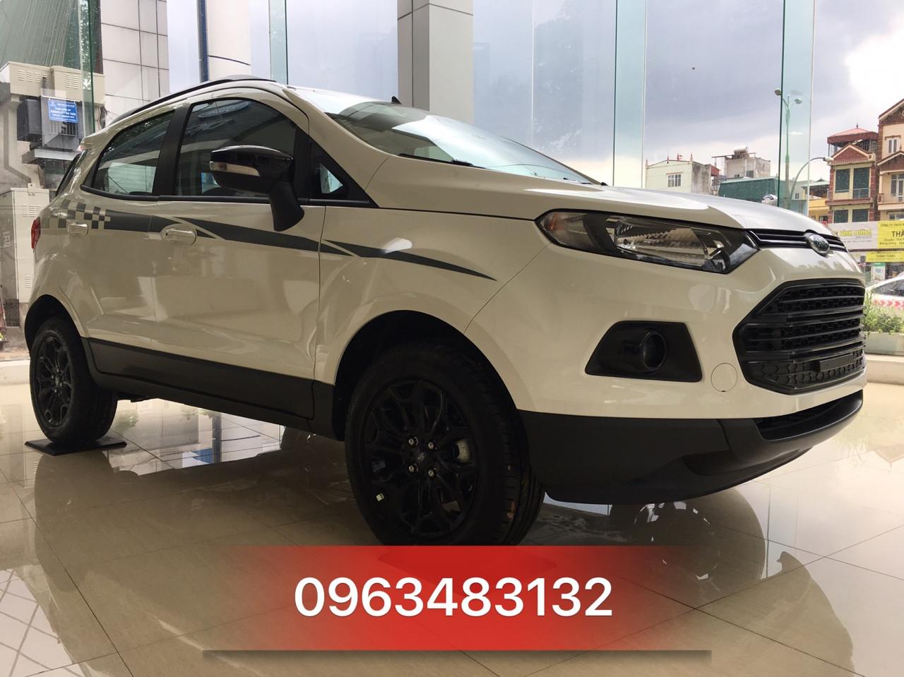 Ford Ecosport Black Edition SVP