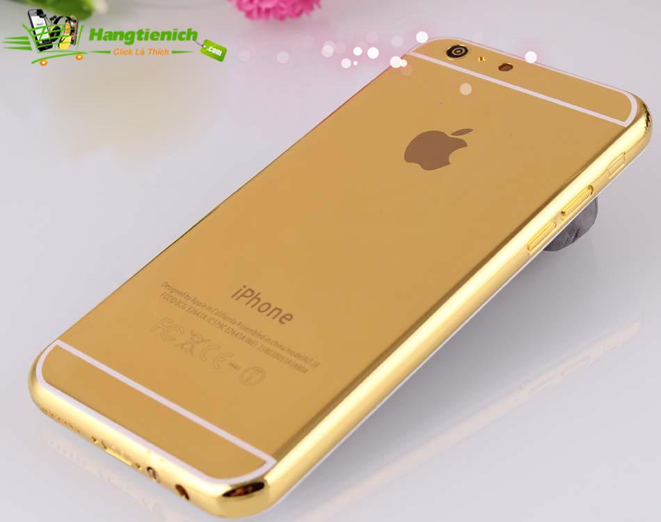 Bật lửa iphone 6 Mạ Vàng