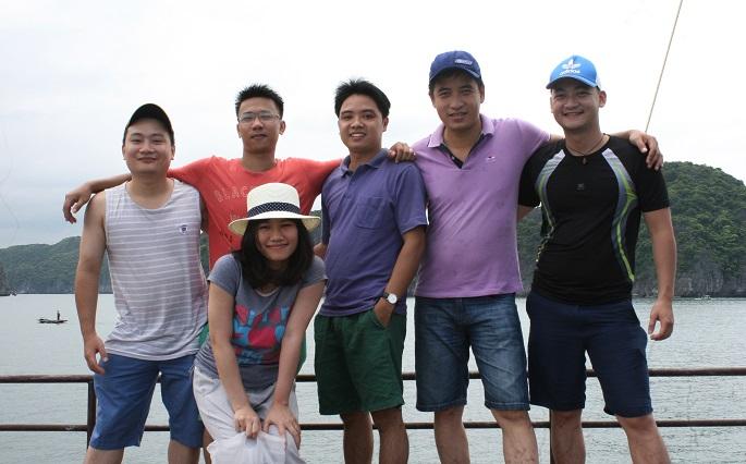 Kỳ nghỉ hè 2016 của nhân viên công ty Kemic