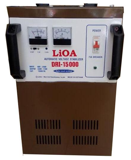 ổn áp lioa DRI-15000