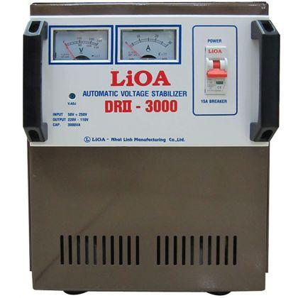 ổn áp lioa 3kva - DRII 3000