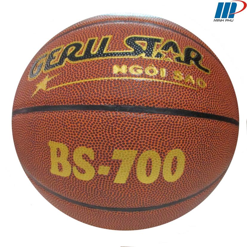quả bóng rổ da PU số 7 BS-700