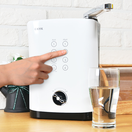 Hisha Alkaline water
