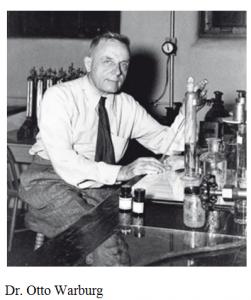 Tiến Sĩ Otto Heinrich Warburg