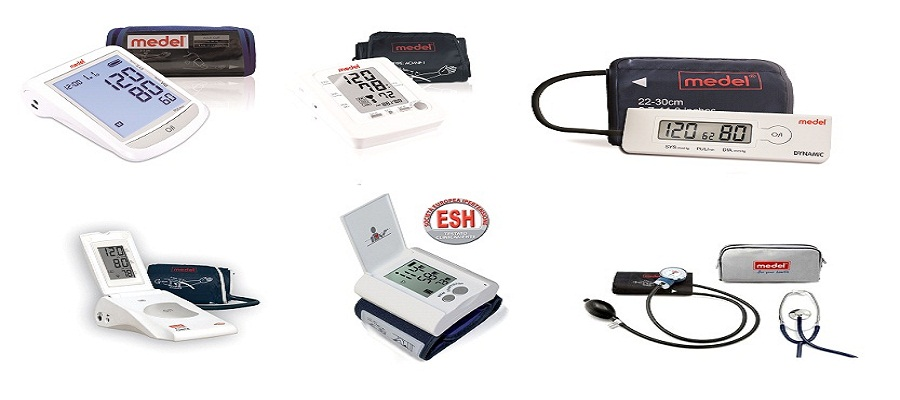Máy đo huyết áp Medel của Ý