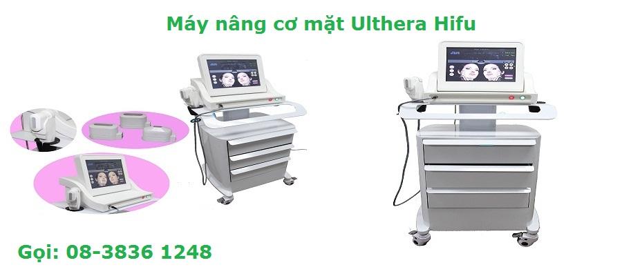 Máy nâng cơ mặt Ulthera Hifu