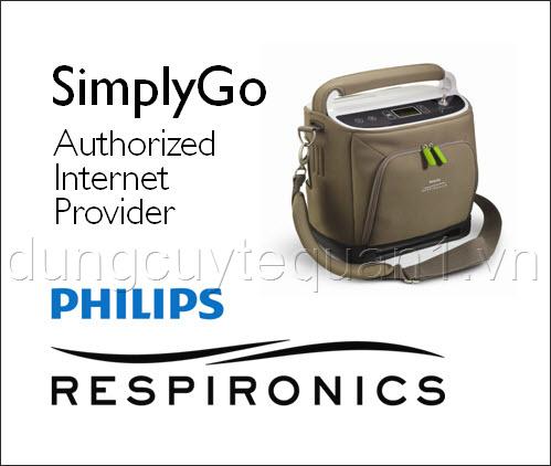 Máy tạo oxy Philips SimplyGo