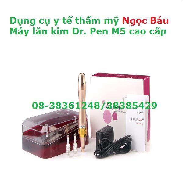 Máy lăn kim tích điện Dr. Pen M5