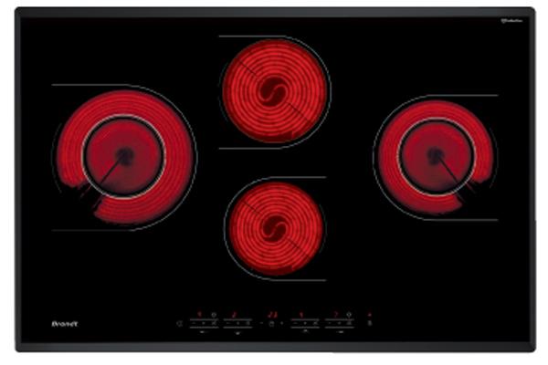 Bếp hồng ngoại Brandt TV1082B chính hãng