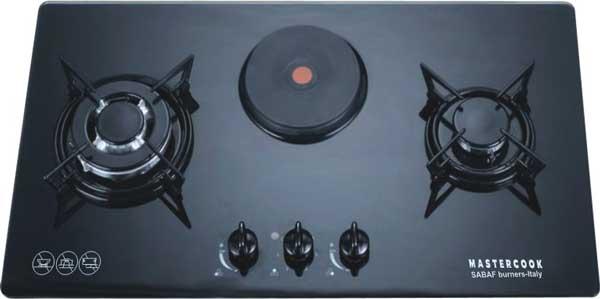 Bếp gas âm Mastercook MC-168GE