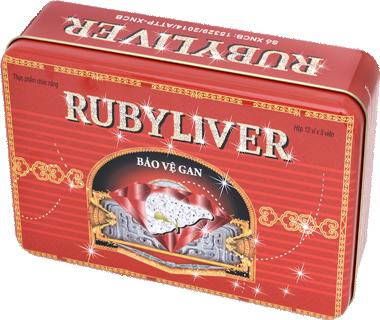 Kết quả hình ảnh cho RUBYLIVER