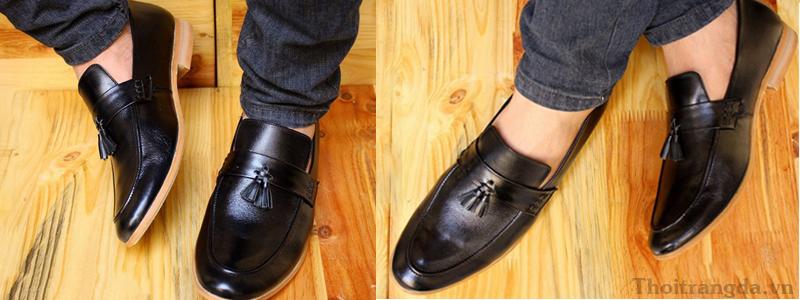Các mẫu giày lười nam mùa hè hút hồn các chàng trai