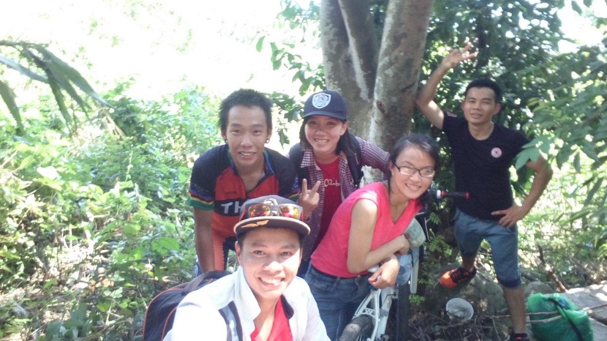 Hòa mình vào thiên nhiên ở Làng Vân Đà Nẵng