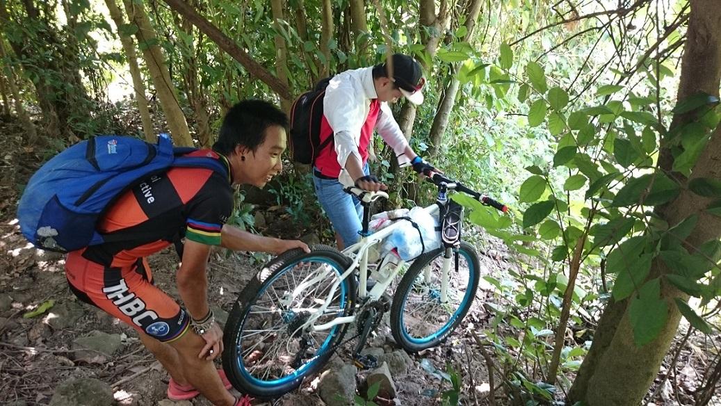 Những trải nghiệm tuyệt vời khi đạp xe khám phá làng vân