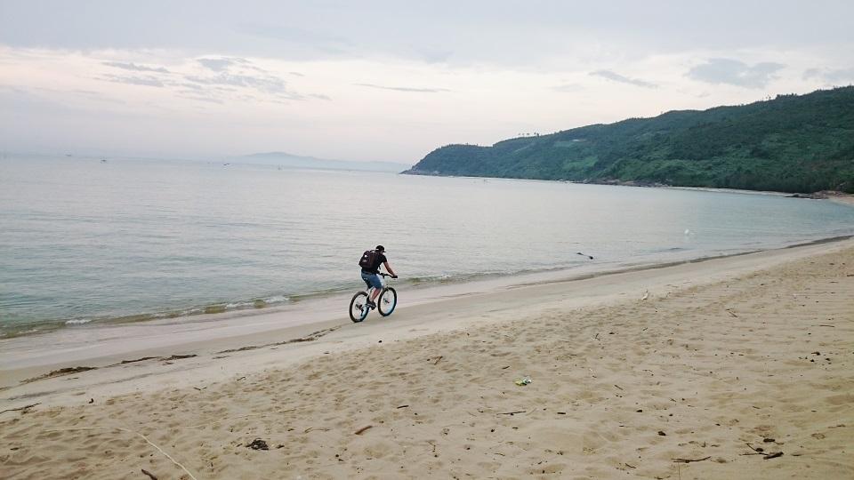 Không khí trong lành không thể bỏ qua ở Làng Vân Đà Nẵng