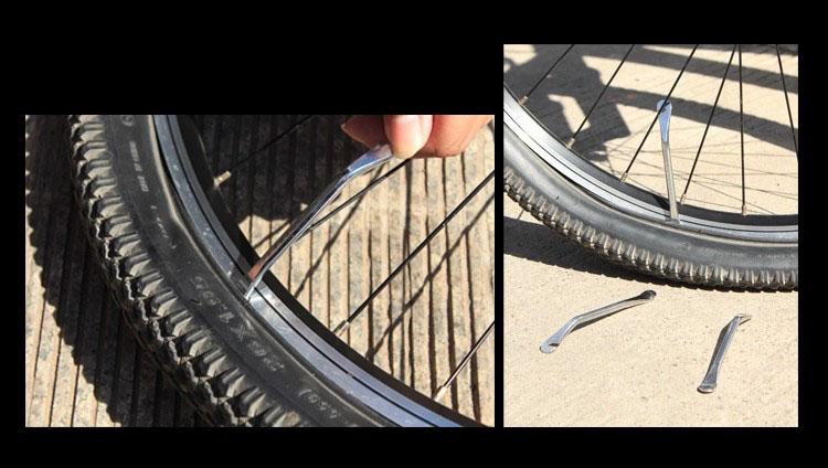 Cây bấy lốp (Móc lốp) xe đạp bằng thép