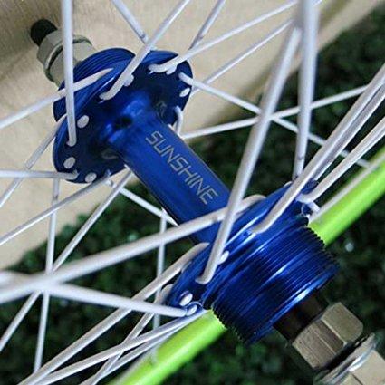 Moay ơ (HUB) xe đạp Fixed Gear Shunshine loại 2