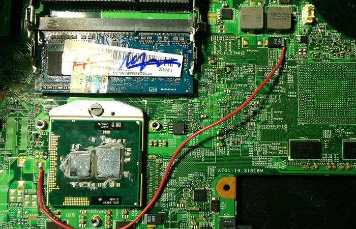 Hướng dẫn chuyển VGA rời sang Share cho các dòng main có hỗ trợ - Ví dụ : Dell 5010