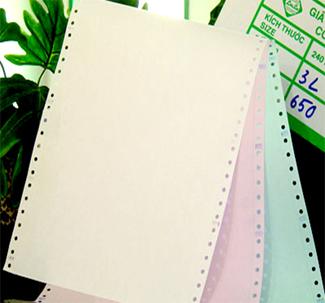 Các mẫu giấy được sử dụng trong In Offset