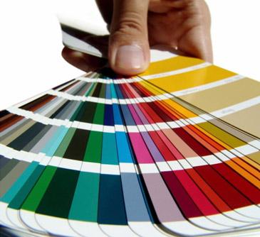 Cách chọn màu in sao cho chuẩn