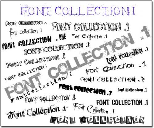 Cách dùng font chữ trong in ấn