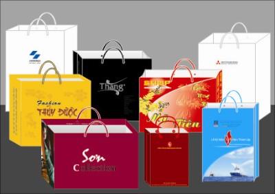 Những sản phẩm in túi giấy