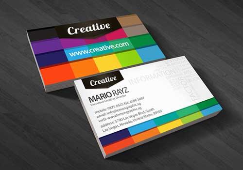 Phương pháp thiết kế card visit tối ưu