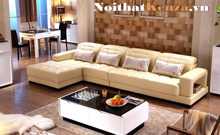 ghế sofa rẻ cho phòng khách SP 1507