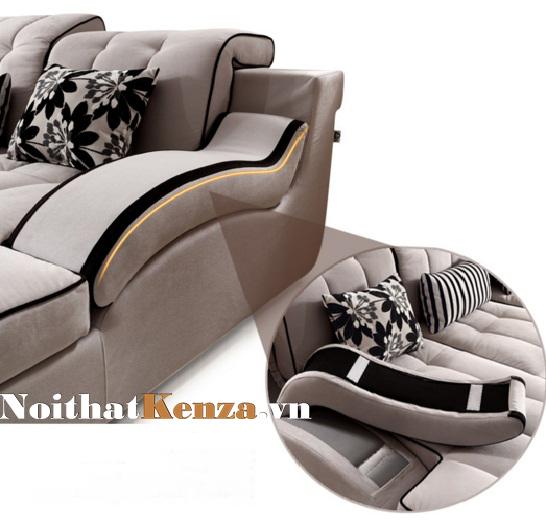 sofa nỉ kenza