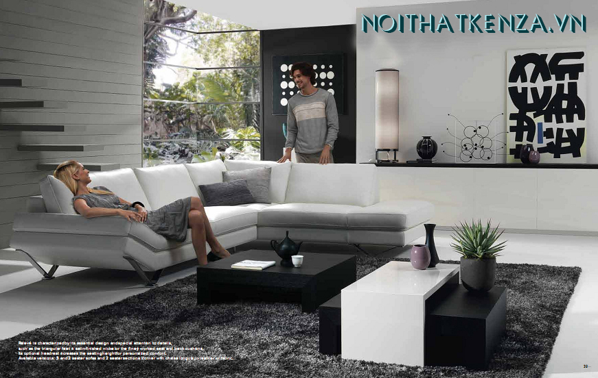 Sofa phòng khách SK 12.1