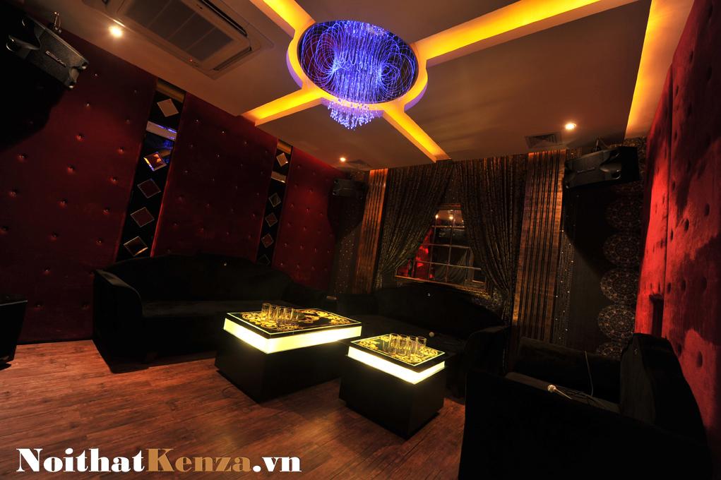 thiết kế phòng hát 13
