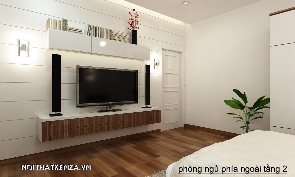 thiết kế phòng khách ấn tượng 11
