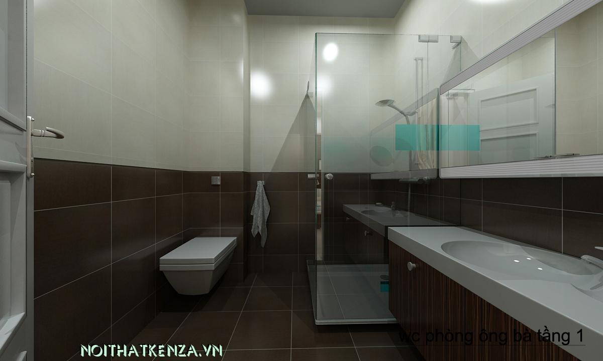 thiết kế phòng khách ấn tượng 25