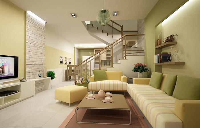 nội thất phòng khách 9