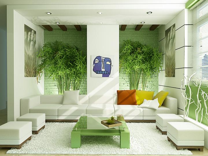 nội thất phòng khách 10