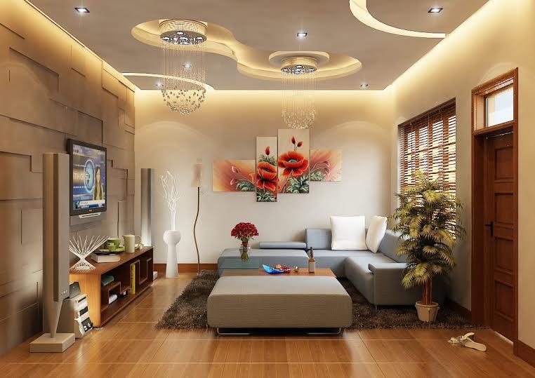 nội thất phòng khách 1