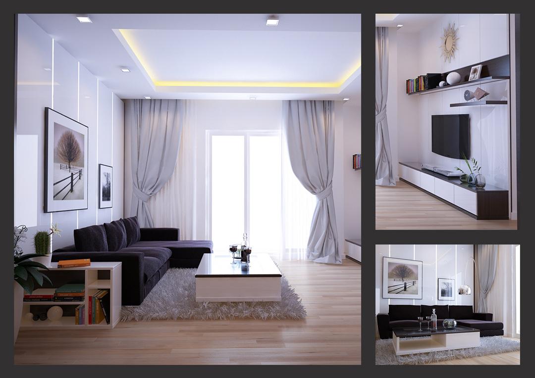 nội thất phòng khách 4