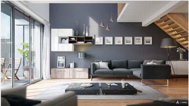 nội thất phòng khách 5