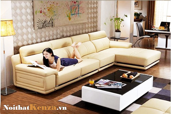 Sofa góc SG 02 thách thức mọi thời đại