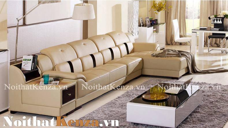 mẫu ghế sofa đẹp kz05