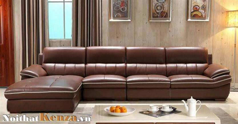 bàn ghế sofa phòng khách KZ 01