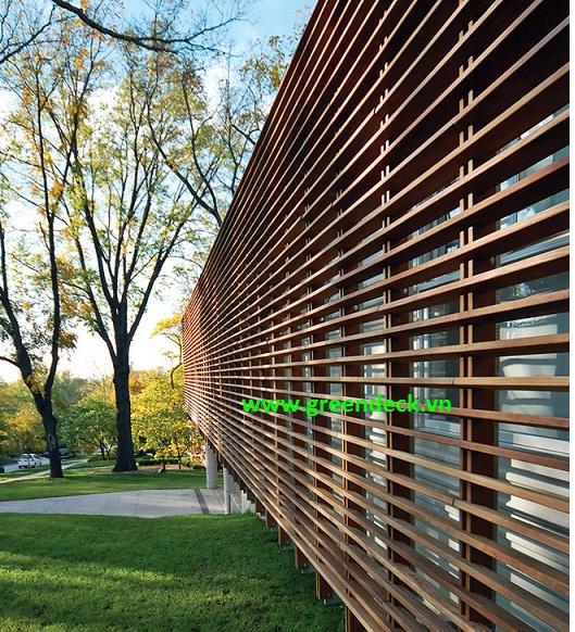 Lam gỗ ốp tường