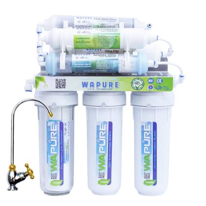 máy lọc nước nano Wapure 7 cấp